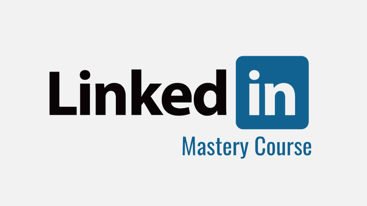 linkedin mastery course
