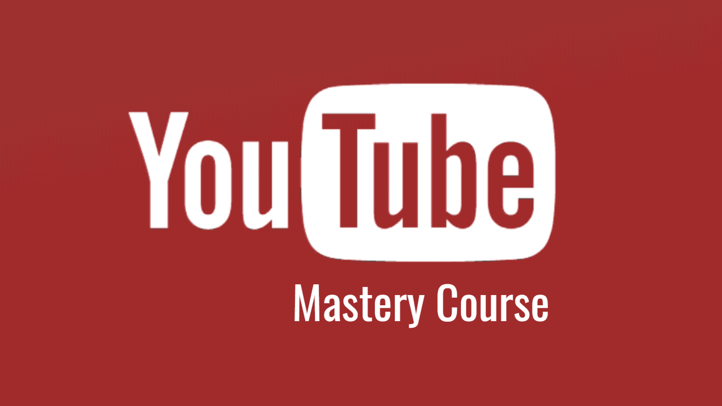 youtube mastery course